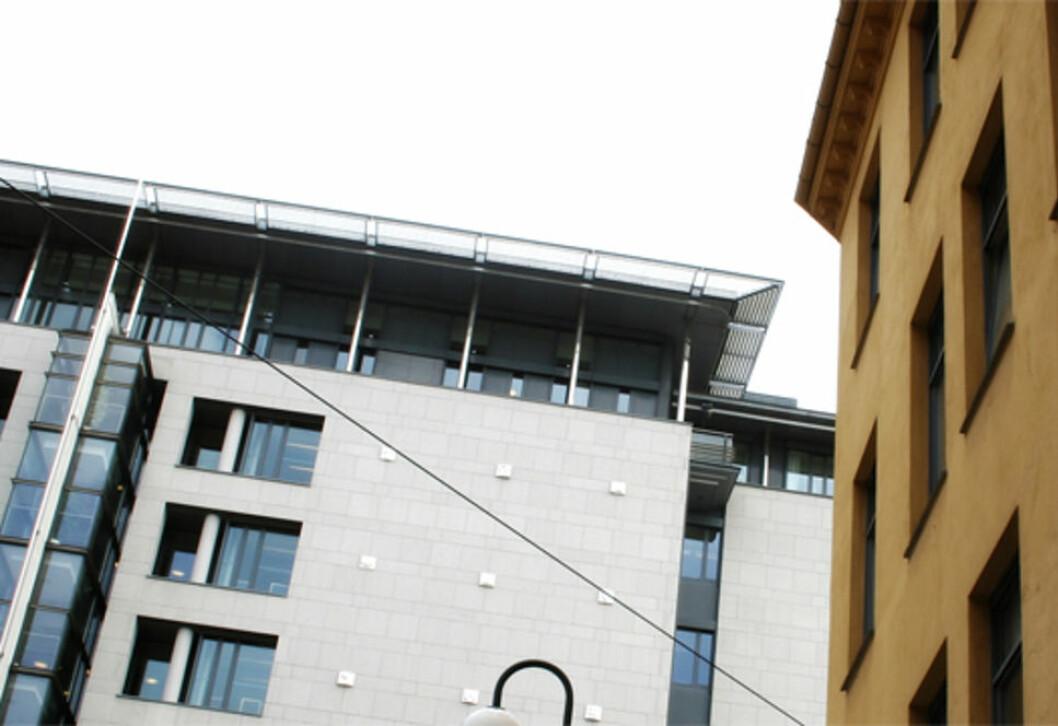 HØYHUS: Blokkbebyggelse og høyhus ser ut til å bli realiteten for Smestad, etter at byrådet nå har lagt frem forslaget til ny kommunedelplan for Oslo.