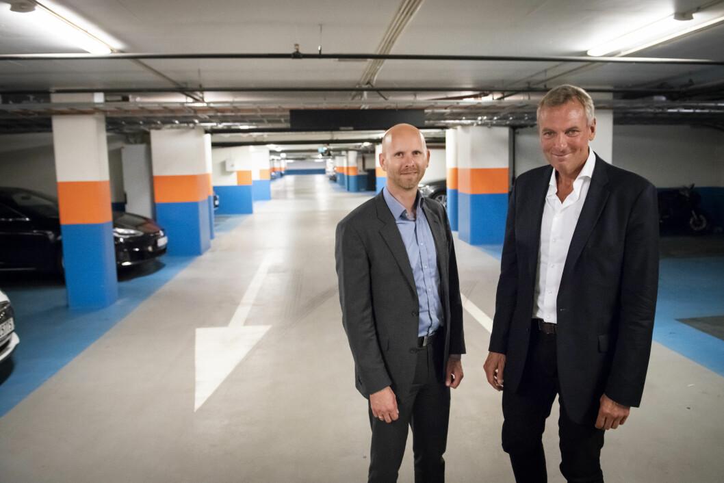 KLP Eiendoms investeringsdirektør Tov Sønsterud kjøper Barcode Basement fra Rolf Thorsens Oslo S Utvikling.