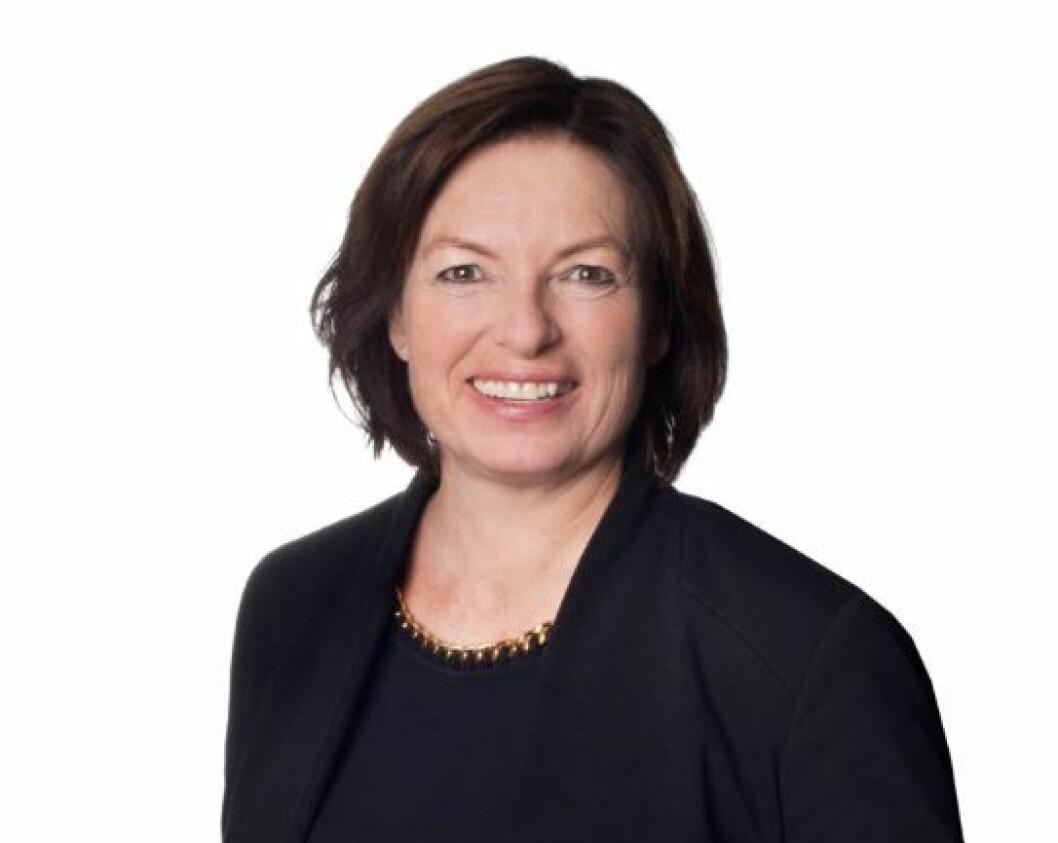 FORVENTER FORTSATT STERKT MARKED: Mona Ingebrigtsen, administrerende direktør i Oslo Areal.
