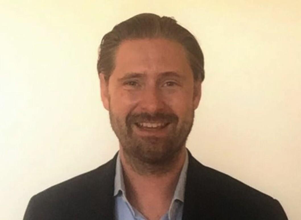Thomas Dahle blir den nye sjefen i NCC Property Development. Han begynner i stillingen den 22. oktober. Foto: NCC.