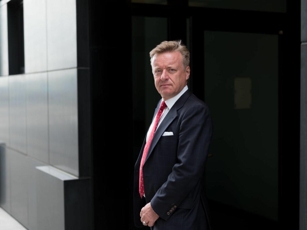 DNB og Olav Løvstad vil ta mer og mer hensyn til lånetakernes samfunnsansvar når de skal innvilge lån. Foto: Mellingsater/Larsen