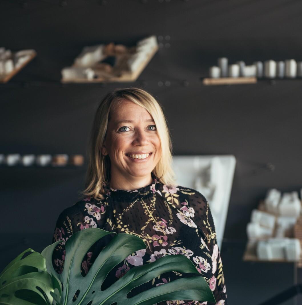 Maren Bjerkeng blir den første arkitekten i ledergruppen til Aspelin Ramm.