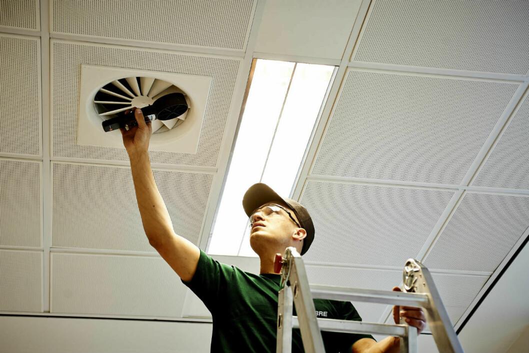 CBRE opplever sterk vekst i salg av tekniske FM-tjenester. Foto: CBRE.