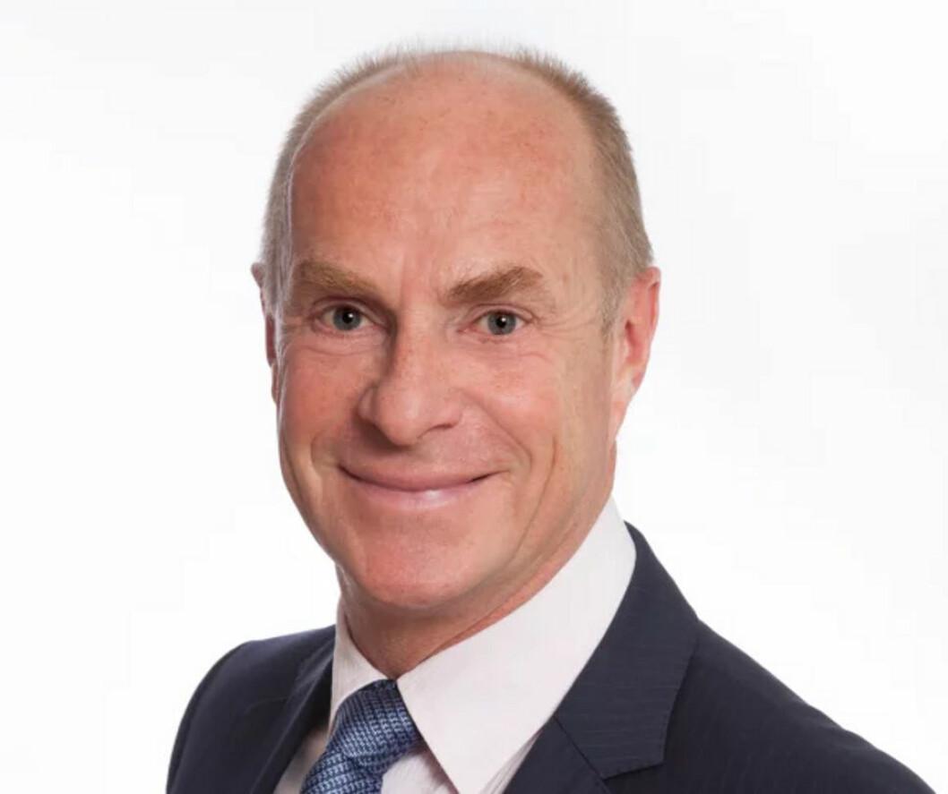 LEI AV SKJEGGKRE: Sverre Bjerkeli, administrerende direktør i Protector.