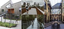 Kulturhuset 2.0 ved Youngstorget får Oslo bys arkitekturpris 2018