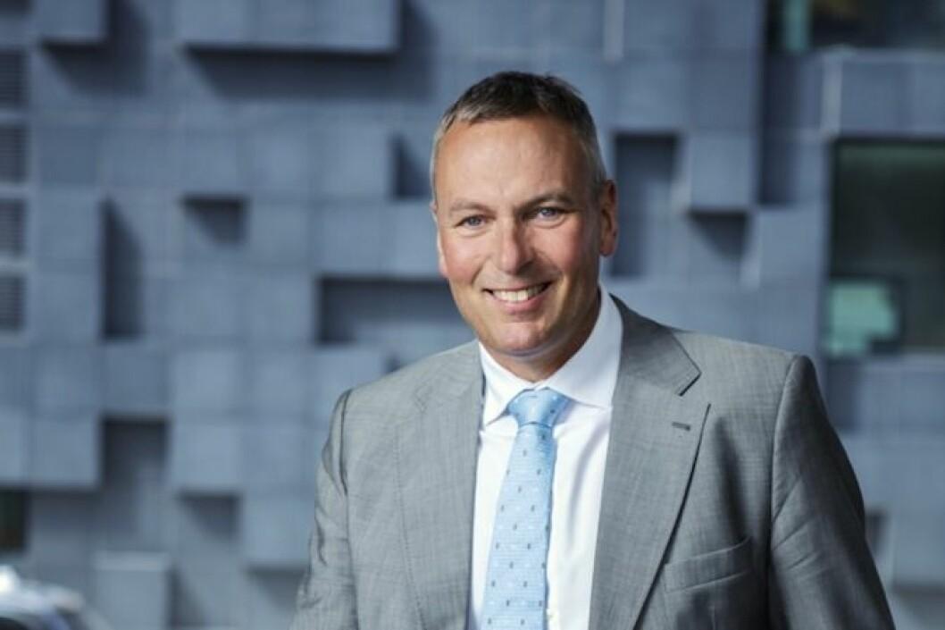 NY SJEF: Den tidligere topproeren Rolf Thorsen går fra Oslo S Utvikling for å bli sjef i Selvaag Bolig.