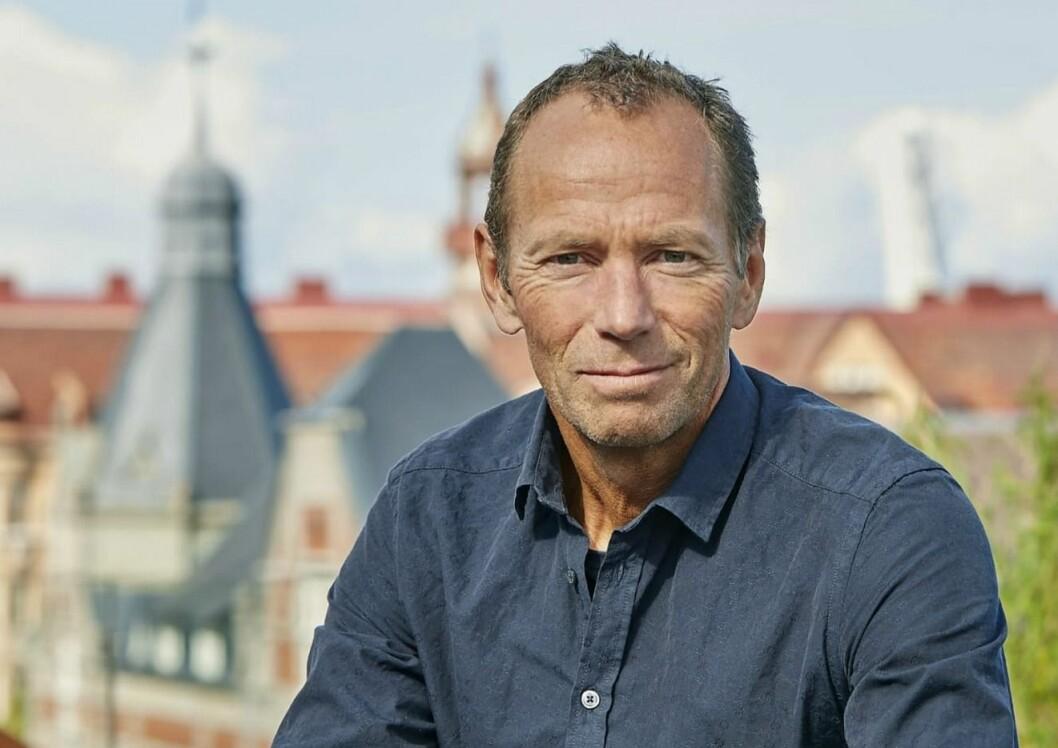 Ivar Tollefsen er aktiv i det nordiske boligmarkedet.