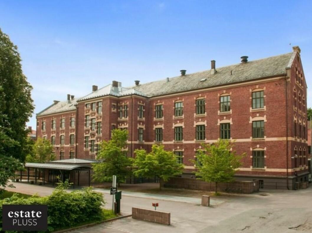 Oslo kommune har leid ut 2363 kvadratmeter i Myntgata 2 til SHARE for en rimelig penge.