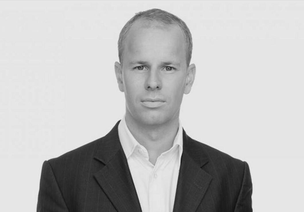 TRANSAKSJONSSJEF: Marius Dietrichson overtar som sjef for transaksjonsavdelingen i Cushman & Wakefield Realkapital.
