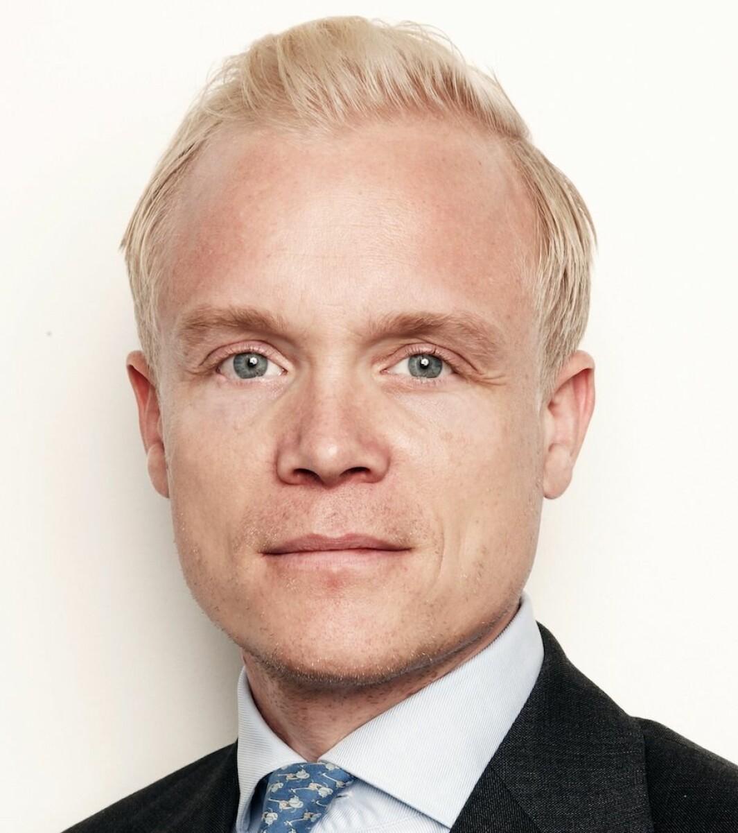 MØTEPLASS: – For å opprettholde kjøpesentrene som møteplass, må vi re-kalibrere leietakermiksen, sier Jens Petter Hagen, leder for det norske virksomheten til NREP.