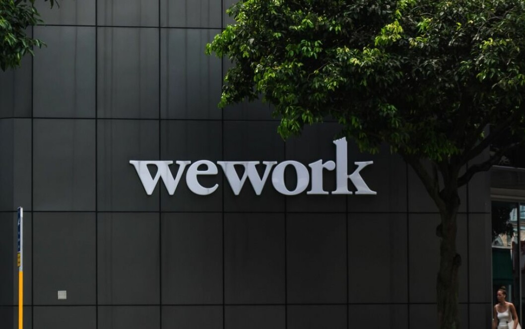WeWork verdsettes til 400 milliarder kroner. Foto: Shutterstock