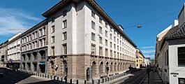 Fikk god miljøscore på 150 år gamle bygg