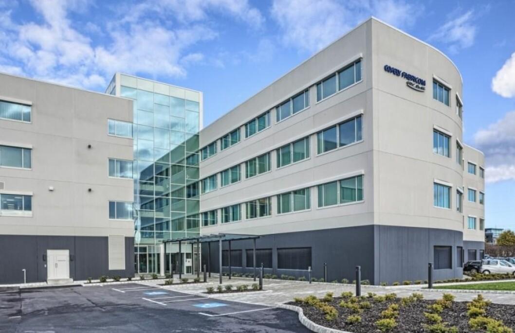Kanalsletta 3 er blant eiendommene som H.I.G. Capital har kjøpt den siste uken.