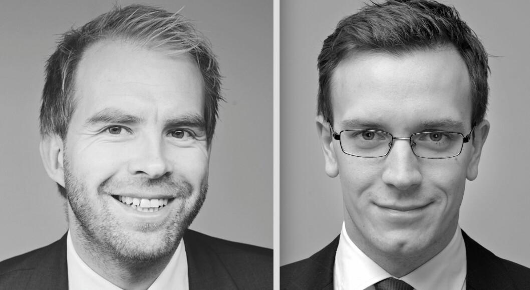 Gøran Mjelde Aarvik er partner i Wikborg Rein og medlem av firmaets Næringseiendomsteam. Vegard Thunes Jørgensen er fast advokat i Wikborg Rein og medlem av firmaets Næringseiendomsteam