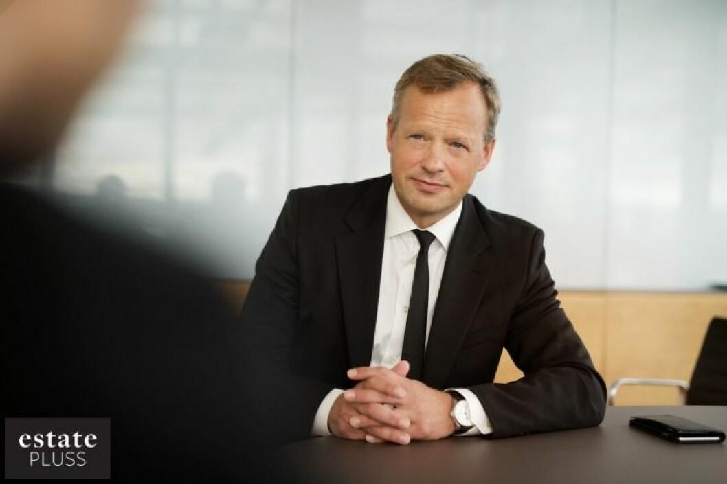 På nyåret begynner Stig Bech som konsernsjef i børsnoterte Solon Eiendom ASA.