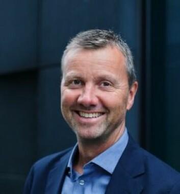 Direktør for markedskommunikasjon i JM, Kjell Kvarekvål