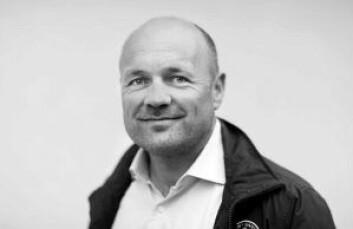 FORVENTER FLAT BOLIGPRISUTVIKLING: Tollef Svenkerud i Fredensborg Bolig.