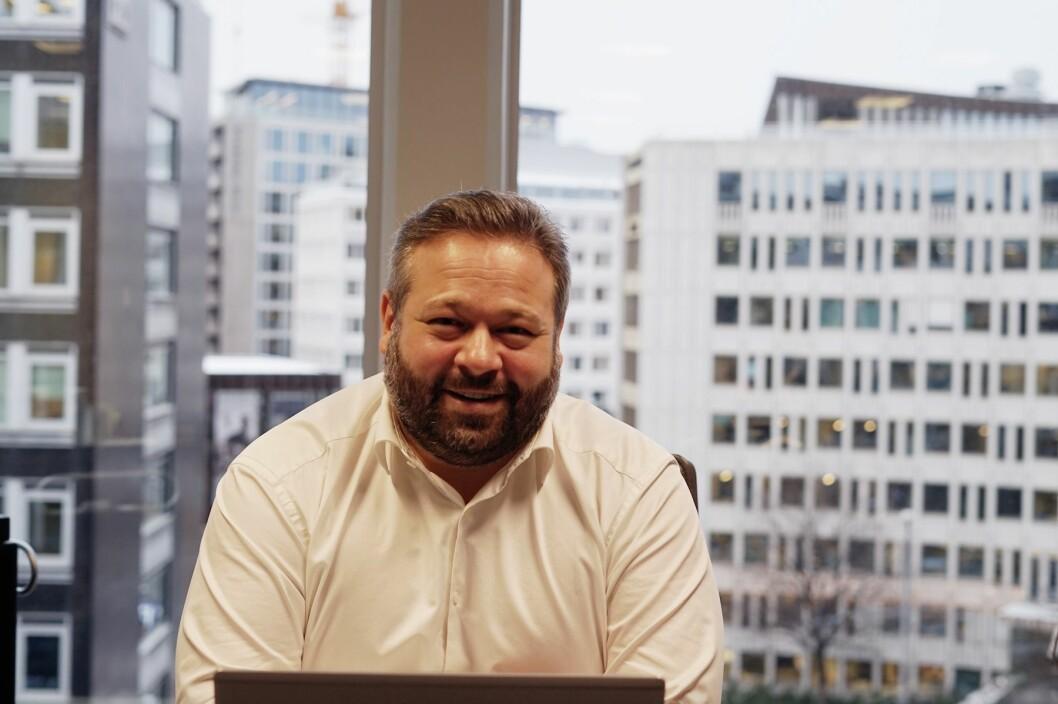 Akershus Eiendoms nye teknolog har bakgrunn fra AdForm, hvor han har jobbet med AdTech.