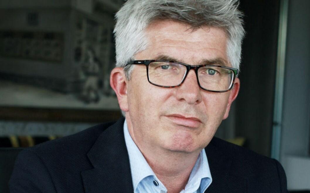 Daglig leder i AKA, Paal Haakensen, skal kjøpe eiendom for milliardbeløp i 2019.