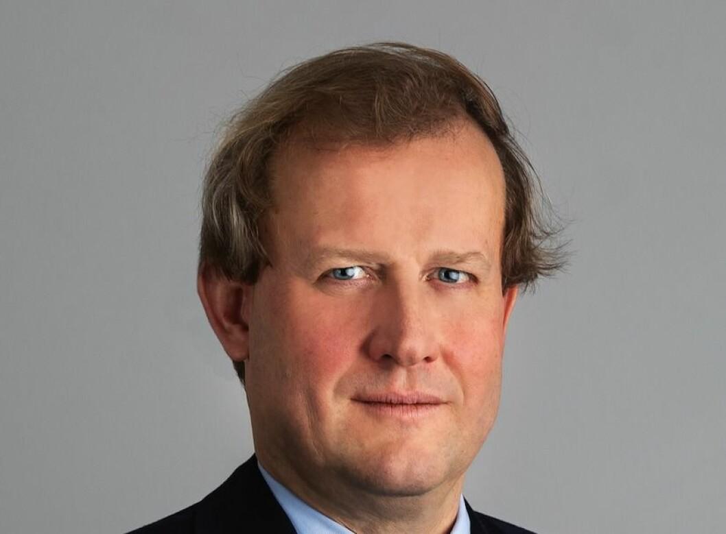 NY MANN: Kåre Klausen er en av flere nyansatte i Bing Hodneland.