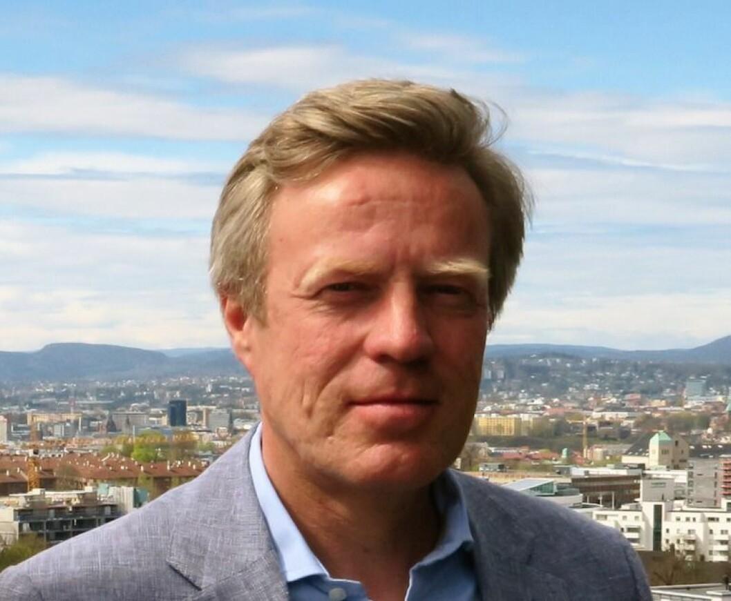 Harald Øvland går inn i ledergruppen i Plan- og bygningsetaten. Foto: Ellen Stokland.