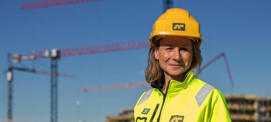 Norges største boligutviklere: AF Eiendom (+)