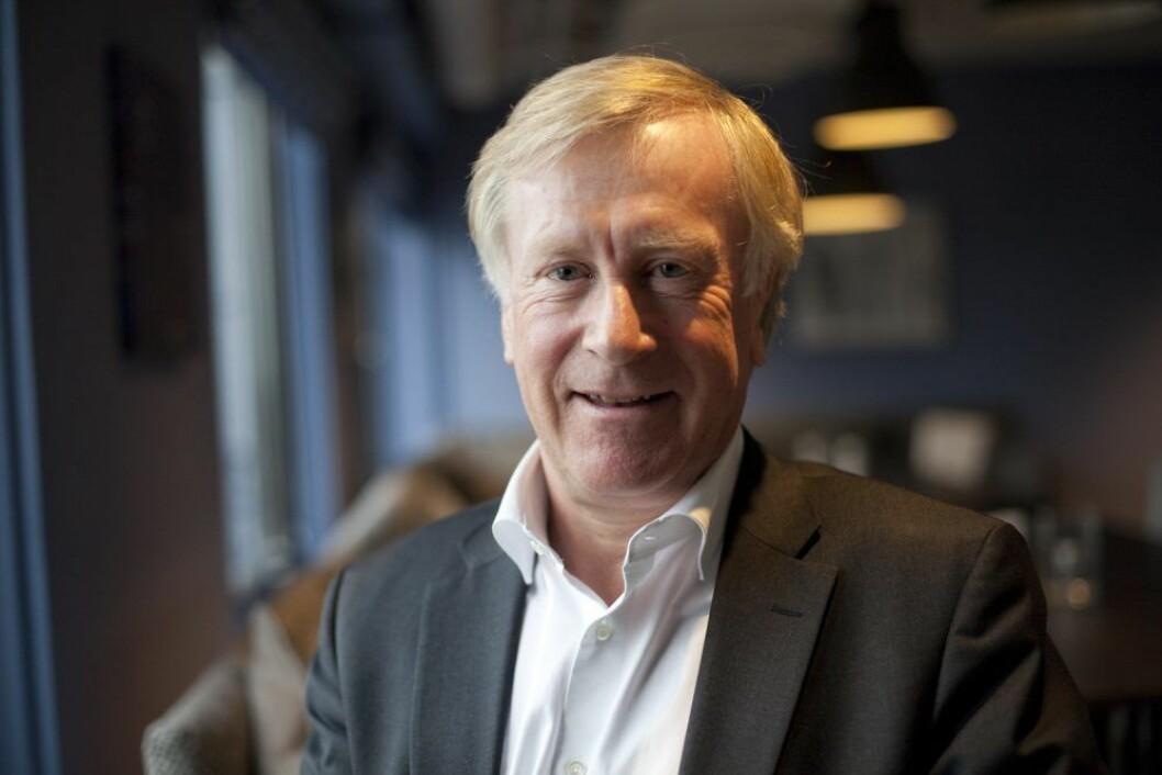 TÅLER FLERE TURISTER: Carl Erik Krefting mener Oslo tåler flere turister.