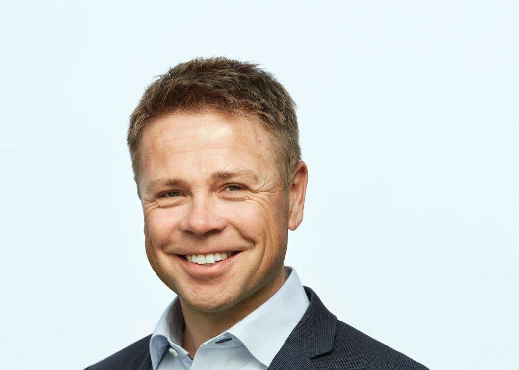 OVERRASKENDE: Arve Regland slutter overraskende i Entra for å bli finansdirektør i Fredensborg.