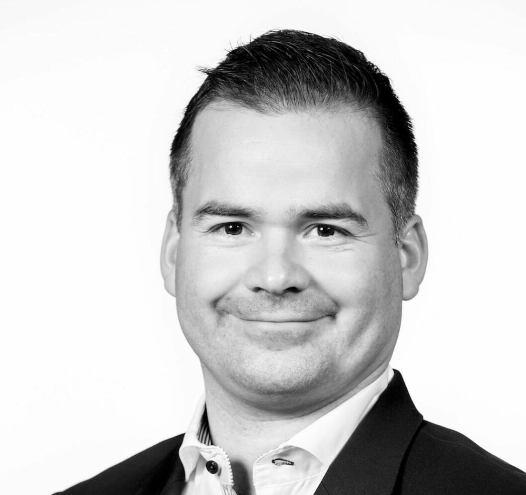 INVESTERINGSSJEF: Idar Bjørdal skal jobbe med kjøp av tomter for Selvaag Bolig.