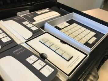 TESTES: Distruptive Technologies' pilot kit.