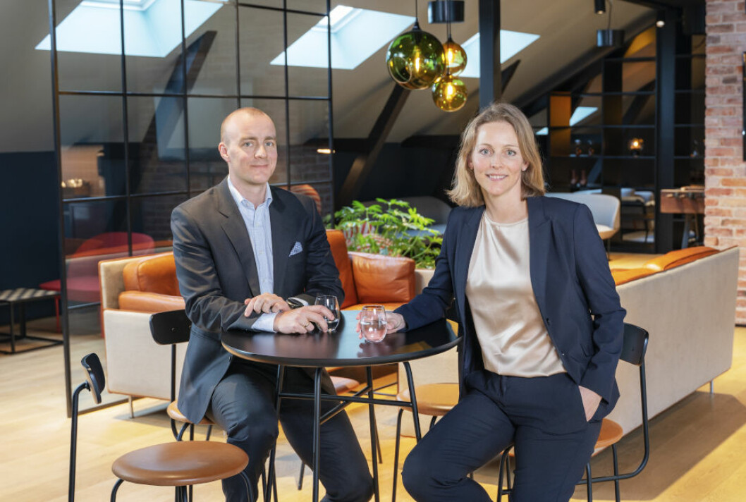 FÅR KONSEKVENSER: - Forslaget om endringer i aksjelovens regler om oppkjøpsfinansiering vil få konsekvenser hvis det blir vedtatt, sier Magnus S. Gyllensten og Elin Mack Løvdal i Advokatfirmaet CLP.