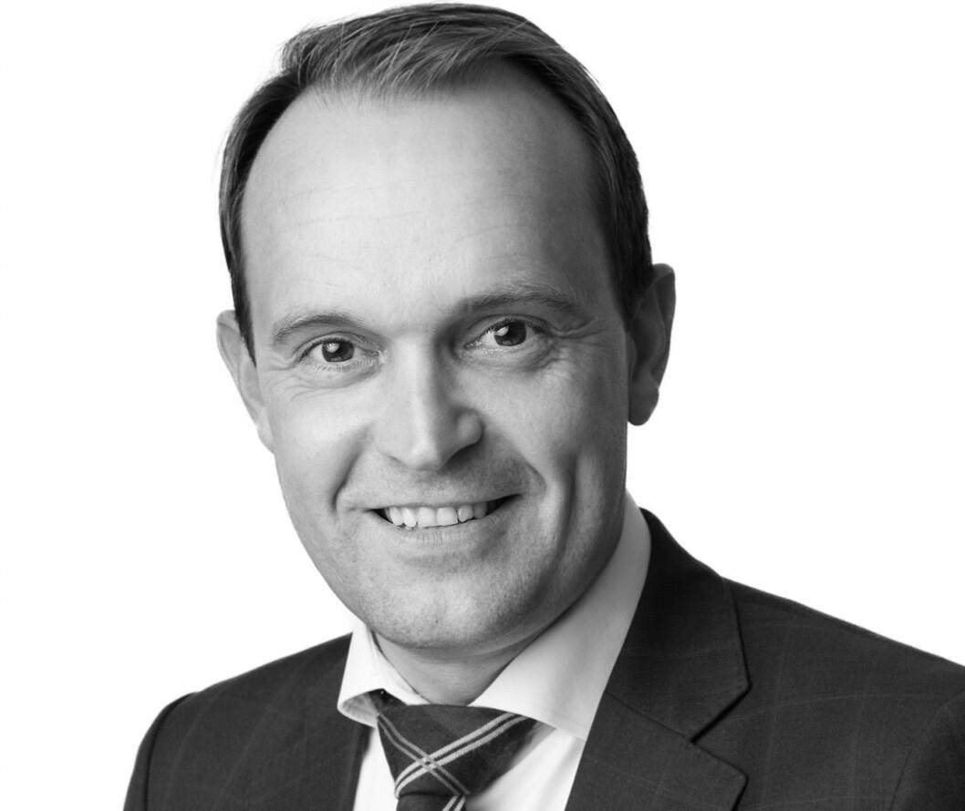 OVER 100 BYGÅRDER: Anders Langtind har solgt over 100 bygårder i hovedstaden.