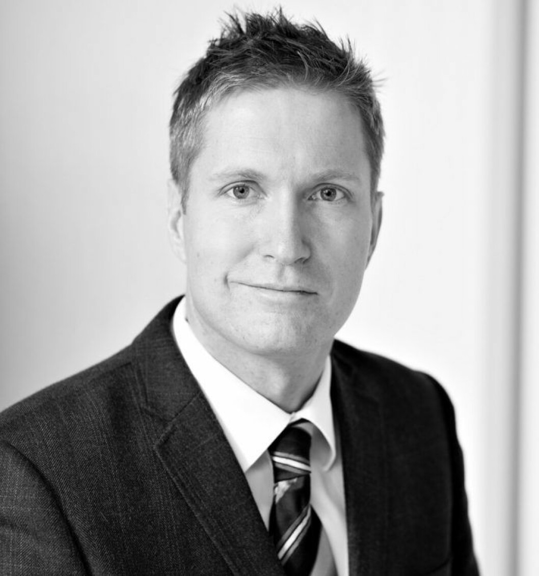 KLART RÅD: Advokat og partner Sigve Braaten i Hjort har et klart råd til utviklerne i Oslo når det gjelder mva-kompensasjon.