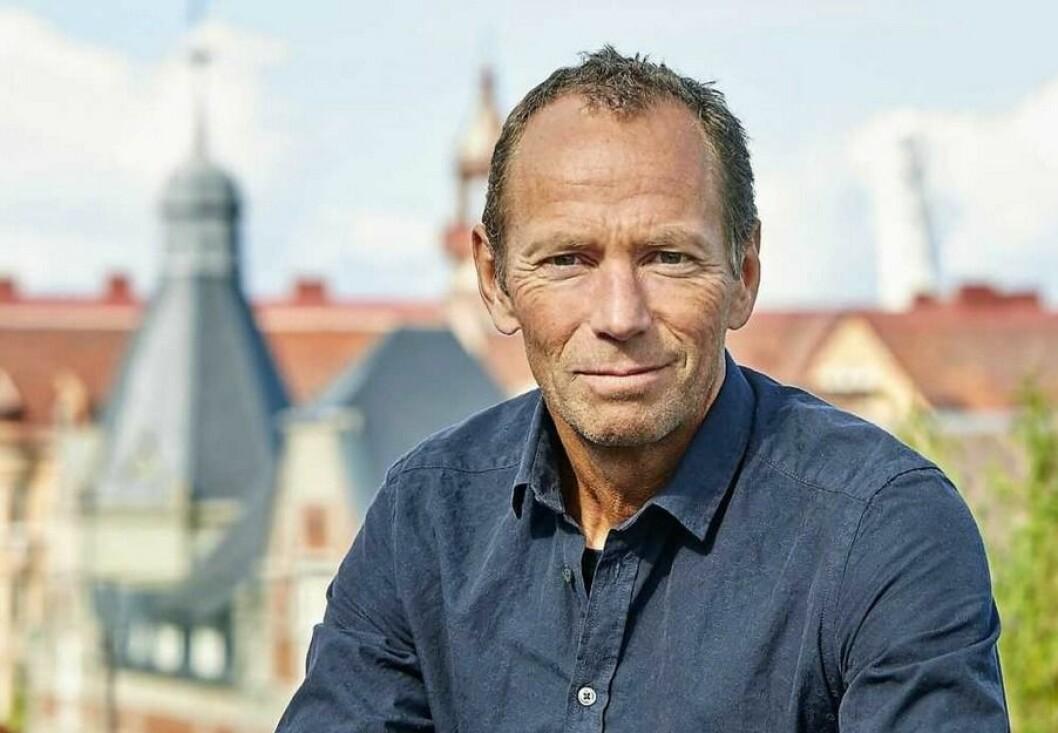 STOR I NEDERLAND: Ivar Tollefsen blir den tredje største private boligeieren i Nederland.