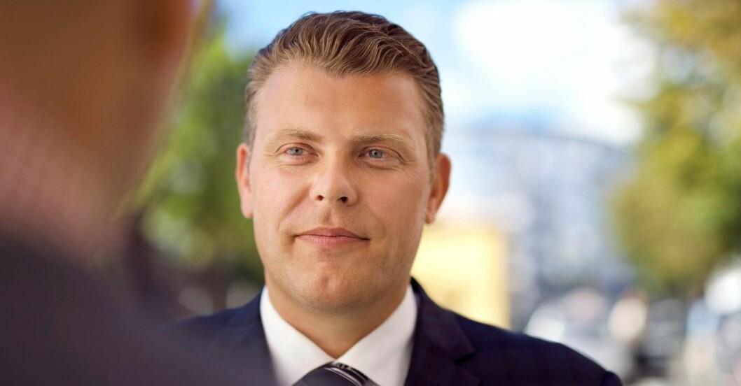 STATSRÅD: Jøran Kallmyr skiftet fredag beite fra Ræder til justisdepartementet. Foto: Ræder