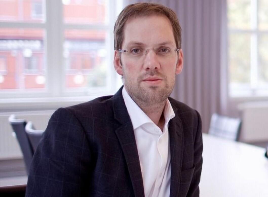 Håvard Bjorå skriver om disrupsjon i eiendomsbransjen.