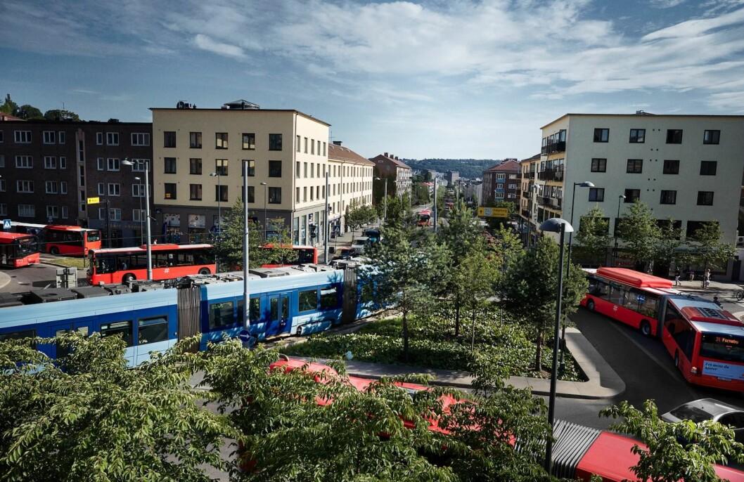 ENDRINGER: Nye mobilitetstrender kan bli sterke konkurrenter til dagens kollektivsystemer, og redusere reisetiden med 30 prosent. Foto: Piet Simons/COWI