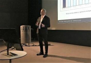 HAR STYRINGEN: Stig Bech, administrerende direktør i Solon Eiendom.