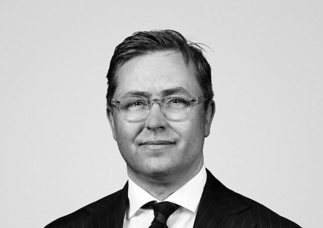 NY PARTNER: Håvard Bergli.