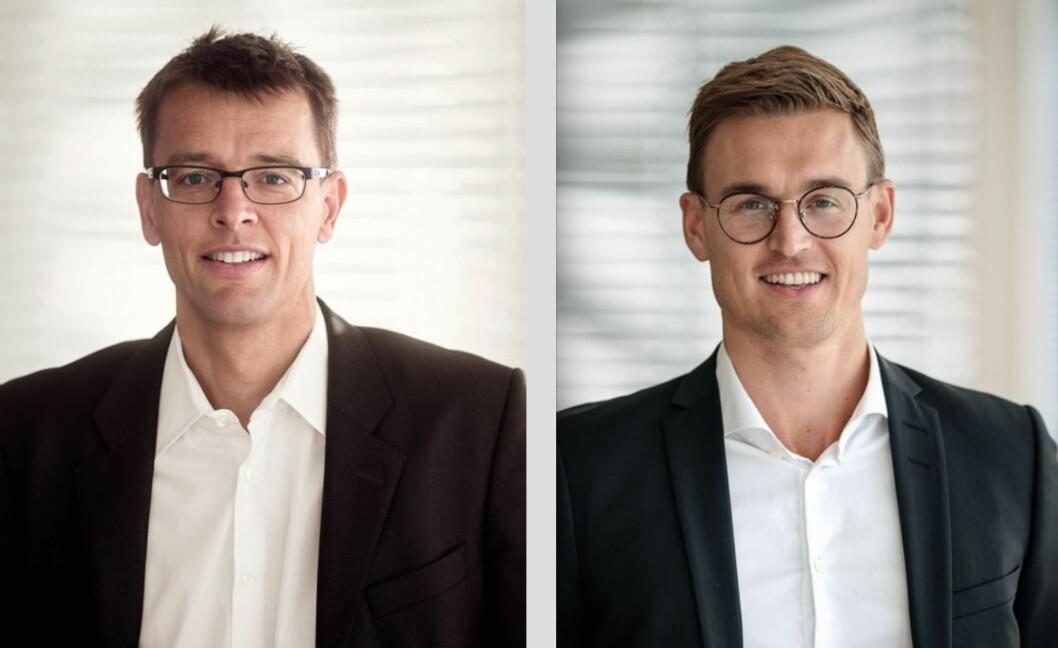 Espen Nyland og  Matias Apelseth, Kluge Advokatfirma