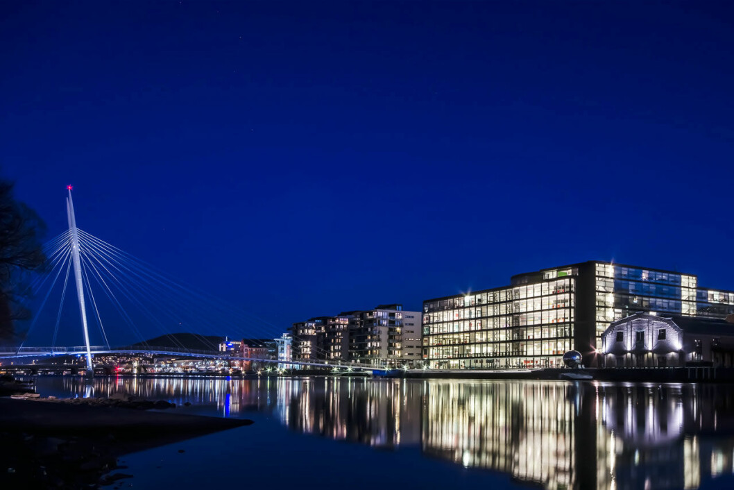VEKST: Daglig leder Rune Kjølstad i Næringsforeningen i Drammensregionen vil ha flere boliger for å holde befolkningsveksten opp. Illustrasjonsfoto:  Knut Arne Gjertsen/Wikipedia CC BY-SA 3.0