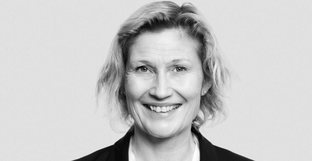 EKSPRESSFART: Anne Sofie Bjørkholt måtte lære seg eiendom i ekspressfart.