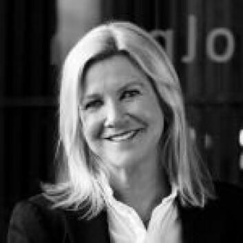 Adm. direktør Cecilie Martinsen.