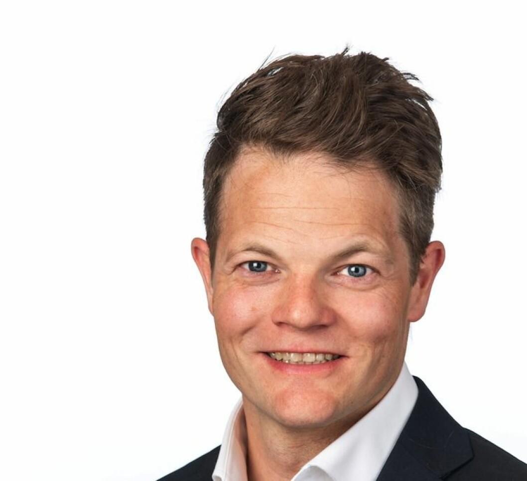 TIL UNION: Lars Erik Wogsted går til UNION Eiendomskapital.
