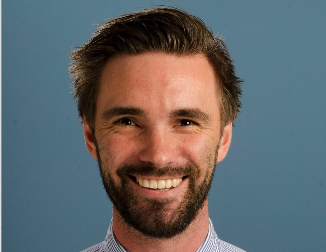 UTFORDRING: Anders Daniel Brekke mener kundefokuset er hovedutfordringen til eiendomsbransjen.
