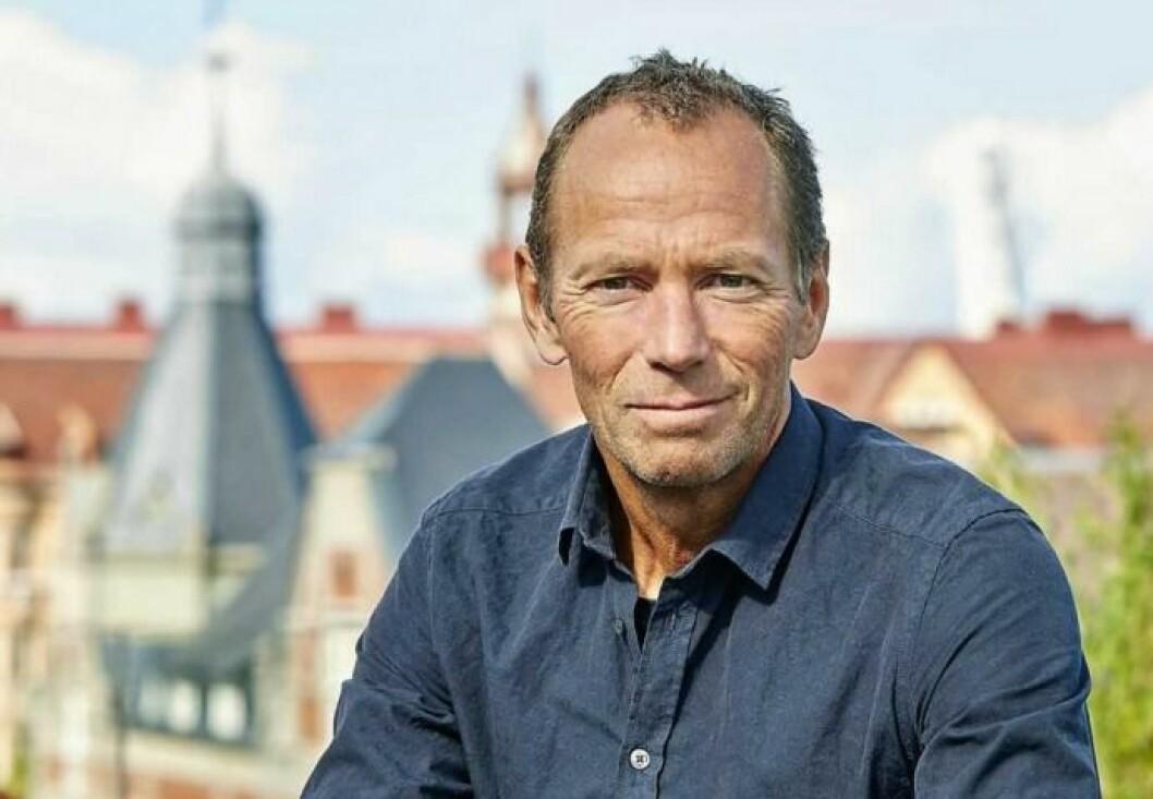 KJØPTE 8457 LEILIGHETER I FJOR: Ivar Tollefsen.
