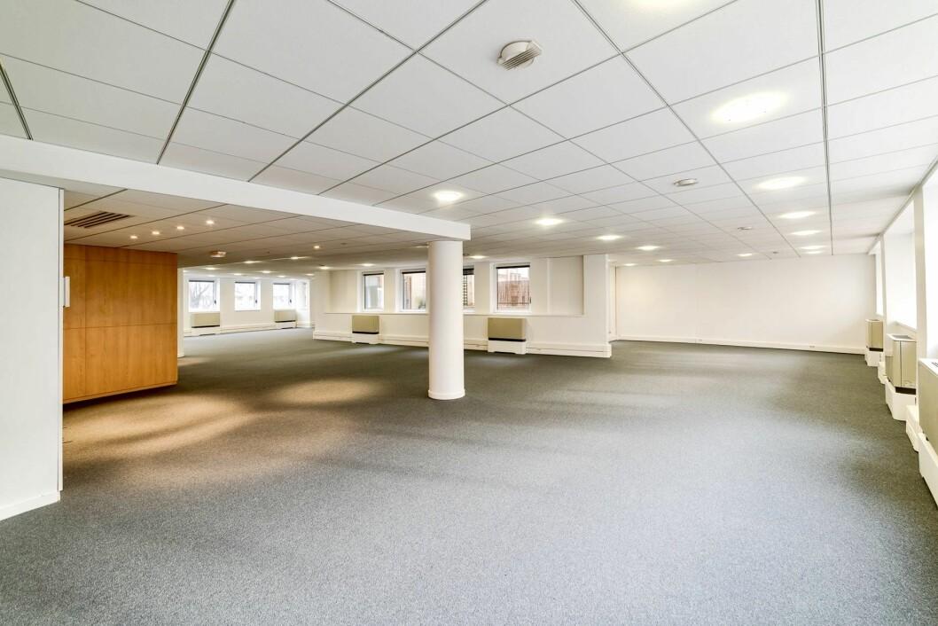 JAKT: Halvparten av Europas kontorer står tomme. Nå jaktes de beste kontorløsningene. Foto: Thomas Brenac/Pexels