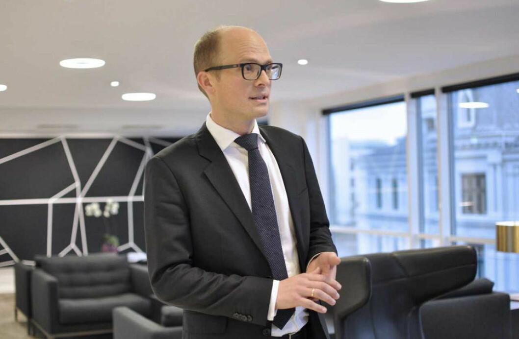 MERARBEID: - I praksis vil de nye reglene skape merarbeid for eiendomsselskapene, sier advokat Ditlef Thaulow om det nye lovforslaget fra Nærings- og fiskeridepartementet.