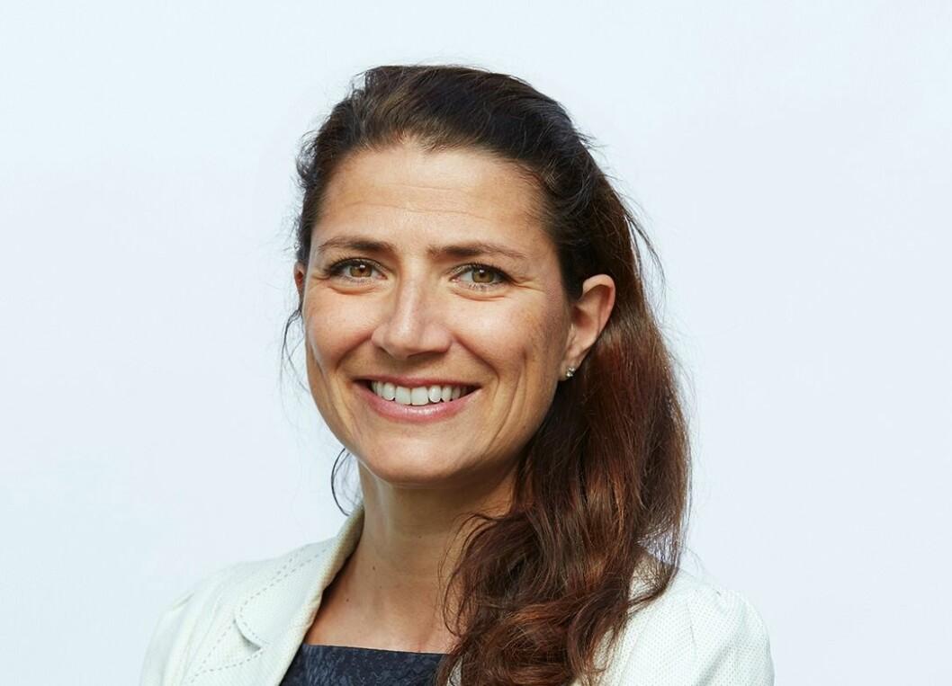 NY Sonja Horn blir ny toppsjef i Entra fra 1. juli.