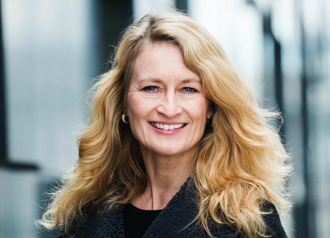 NÆRINGSDIREKTØR: Vibeke Ahlsand  skal jobbe med utvikling av eiendommer og nye konsepter i OSU.